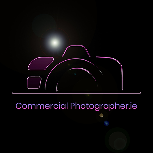 Commercialphotographer.ie logo - Sean Flynn, the Commercial Photographer Ireland